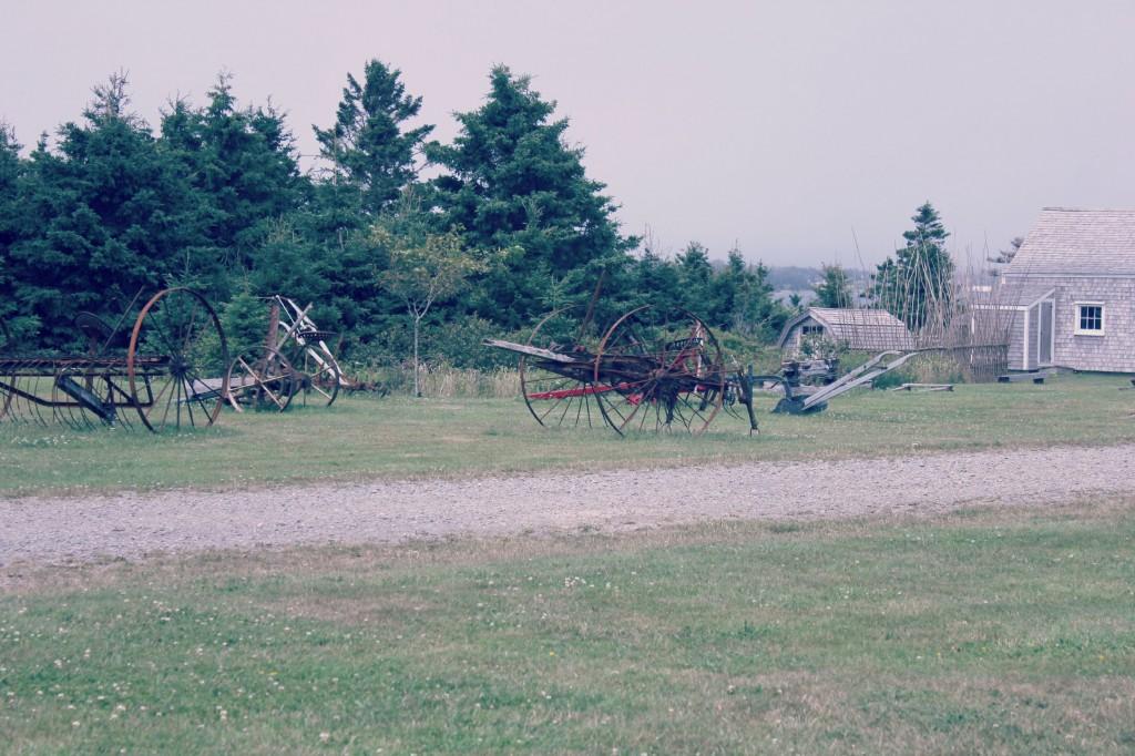 The Historic Acadian Village of Nova Scotia
