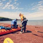 Nova Shores Kayaking Advocate Harbour