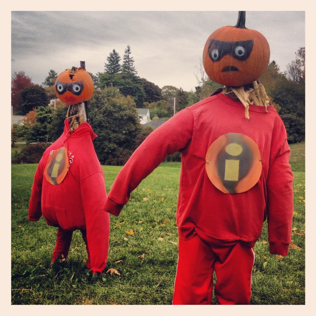 Pumpkin People 2014 Theme