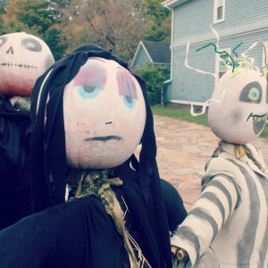 The Kentville Pumpkin People 2014