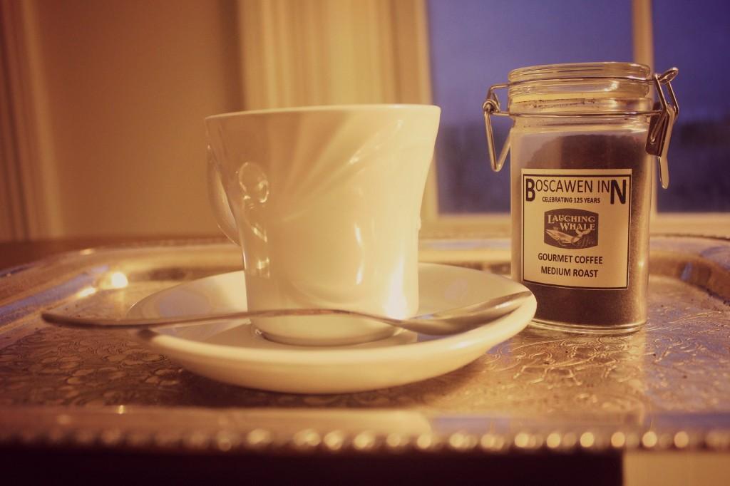 Boscawen Inn Coffee