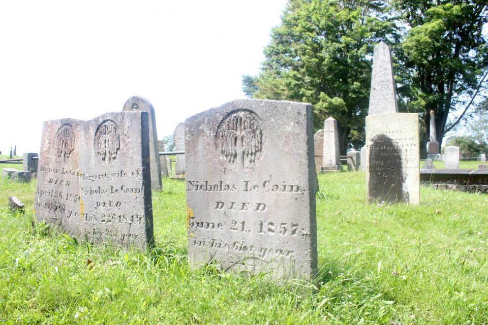 Fort Anne Graveyard