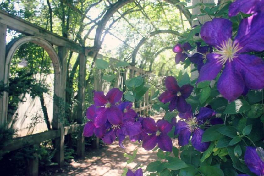 Historic Gardens Annapolis Royal