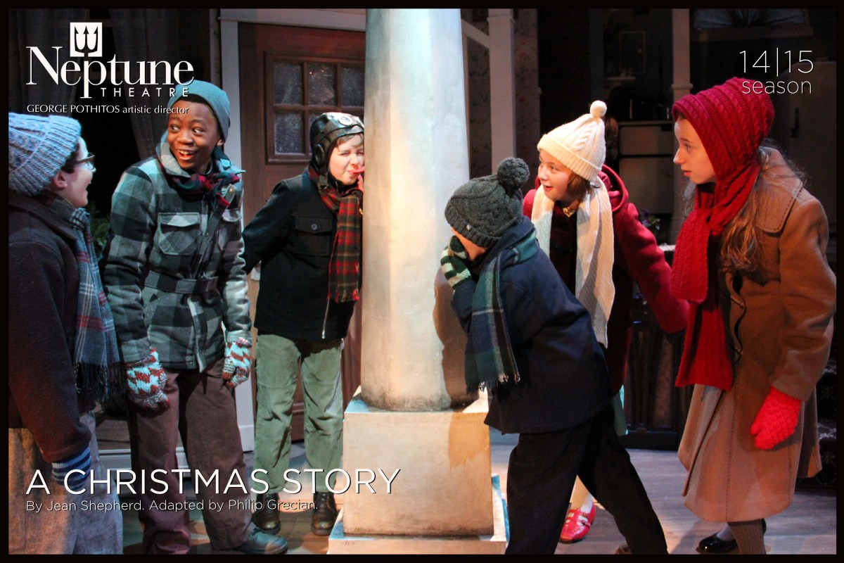 A Christmas Story Neptune Theatre