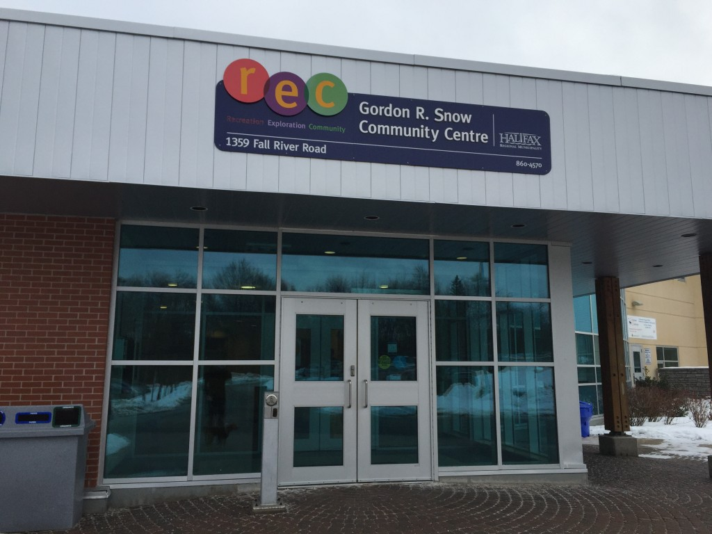 Gordon R. Snow Centre Fall River