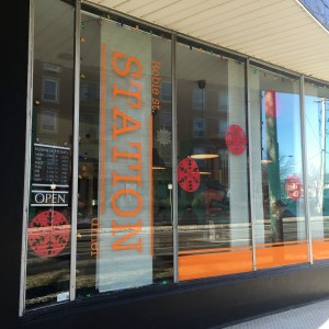 Robie Street Station – Halifax, NS