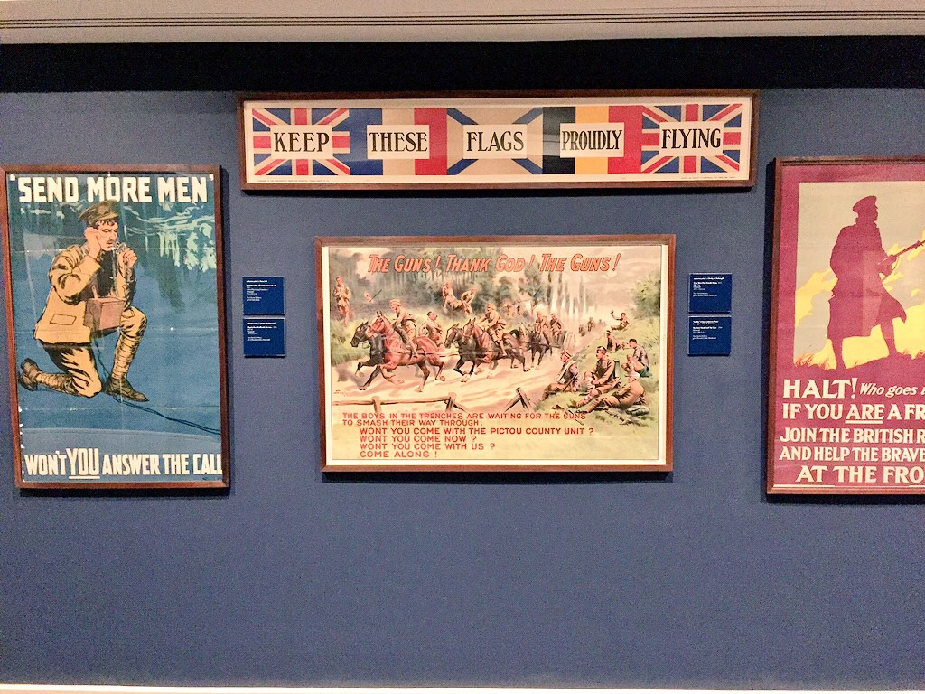Collective Remembrance - Propaganda Posters from WWI