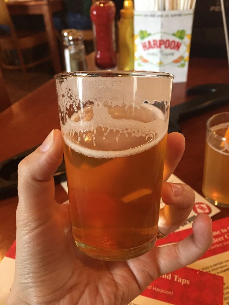 Vermont Craft Beer Harpoon