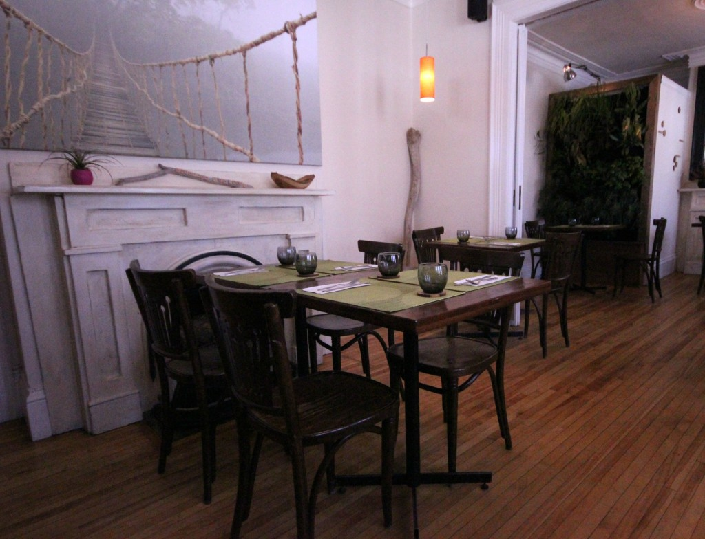 Manuka Restaurant Moncton