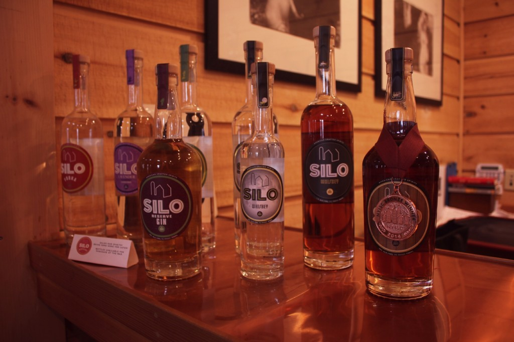 Silo Distillery Windsor Vermont