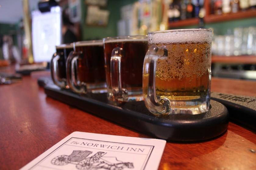 Jasper Murdock Beer Norwich Inn