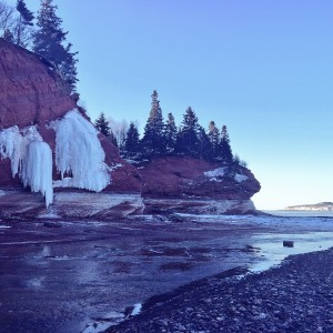 The Sea Caves – St. Martins, NB