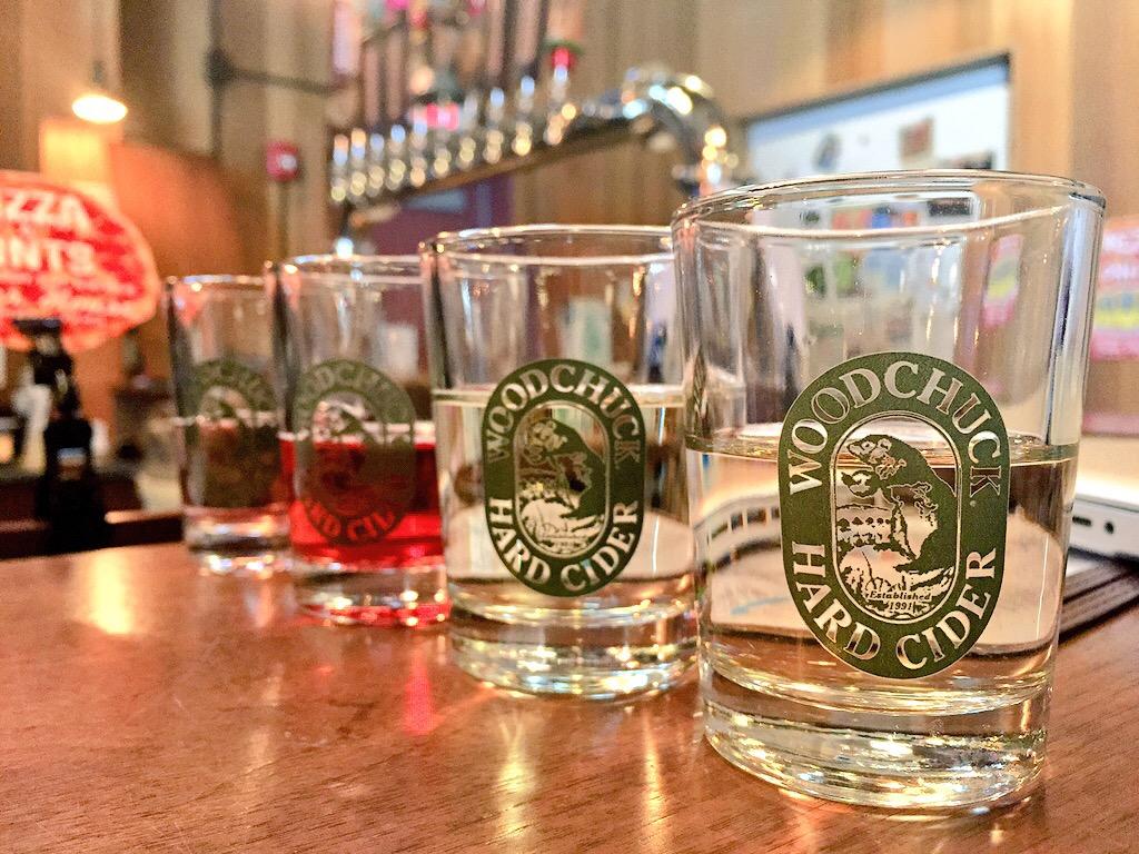 Vermont Cider Woodchuck