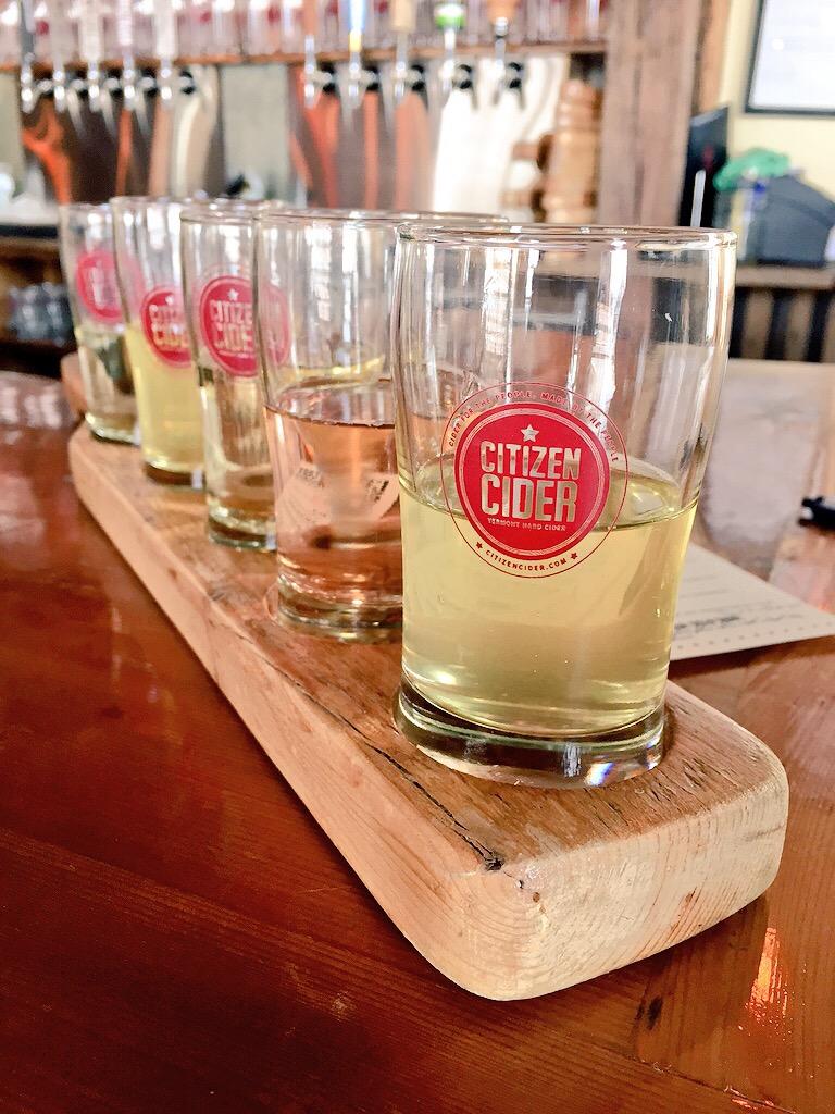 Citizen Cider Vermont
