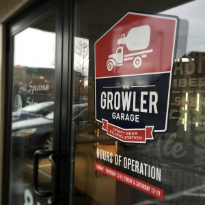The Growler Garage – South Burlington, VT