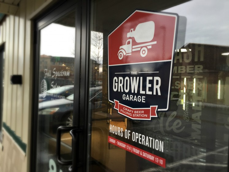 Growler Garage 5