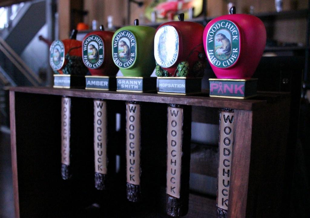 Woodchuck Cider Vermont