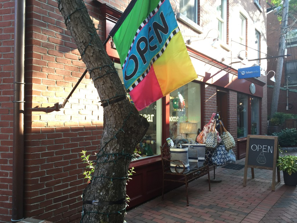 Portsmouth New Hampshire Dog Friendly Places