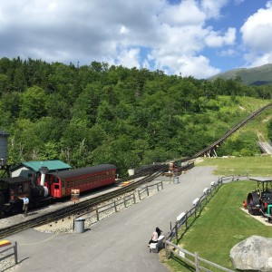 The Cog Railway – Marshfield Station, NH