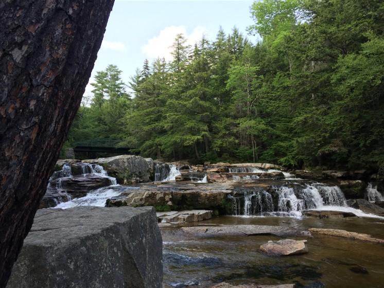 Jackson Falls New Hampshire
