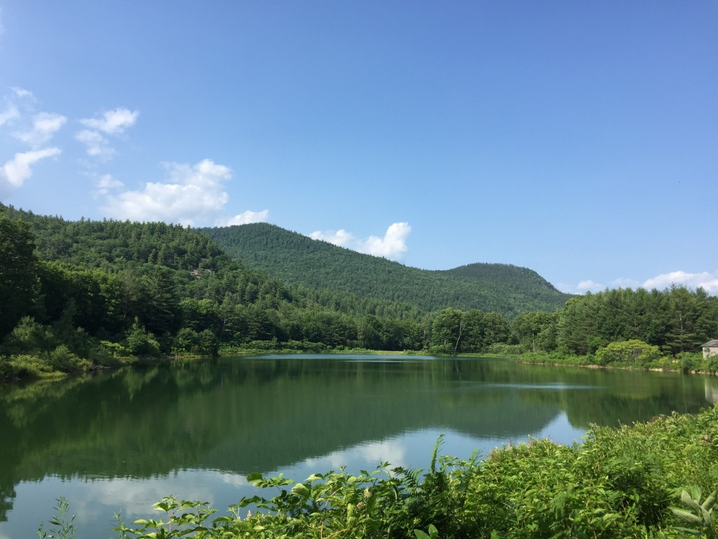 Hiking Jackson New Hampshire
