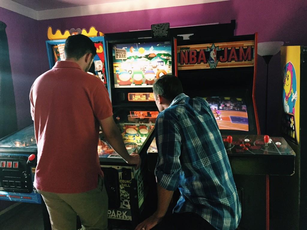 Vintage Arcade Halifax Nova Scotia