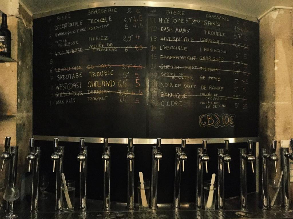 La Fine Mousse - Great Craft Beer Paris