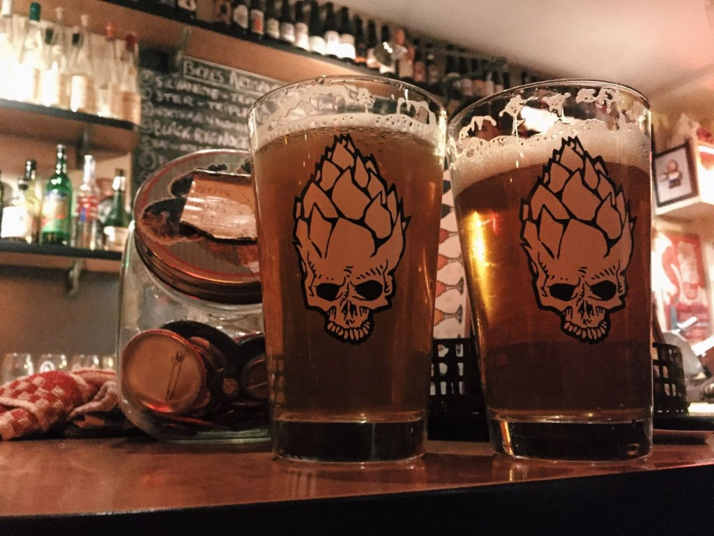 Craft beer in Paris