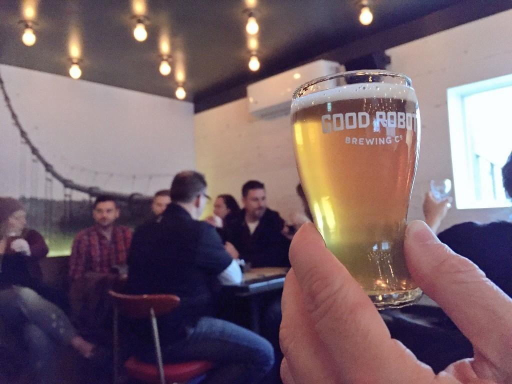 Good Robot Brewery Halifax