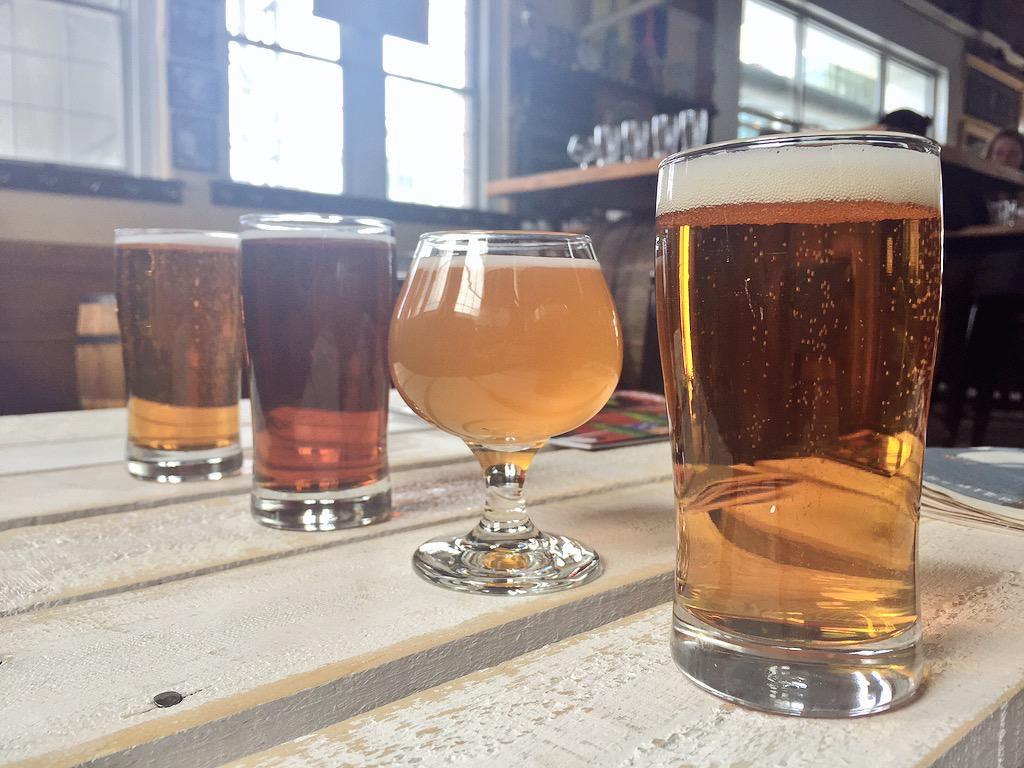 Garrison Brewery - Taste Halifax Craft Beer Bus