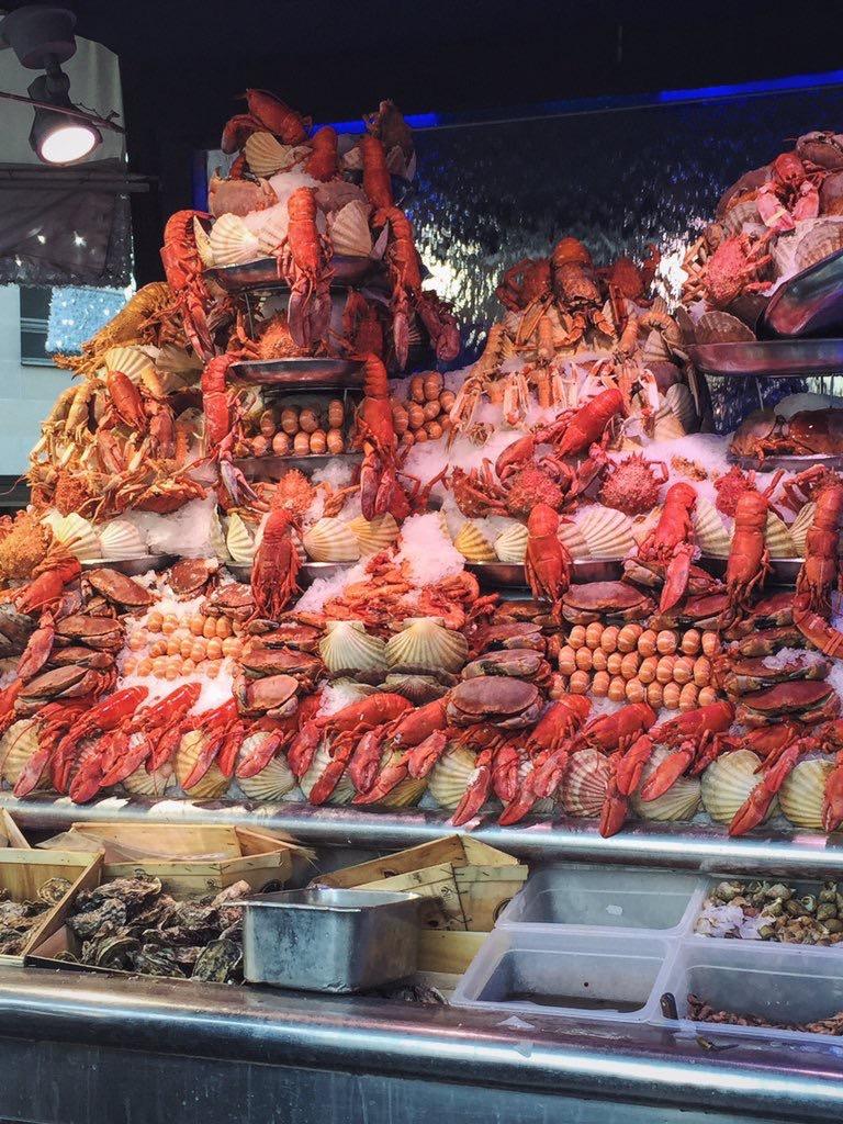 Markets in Paris