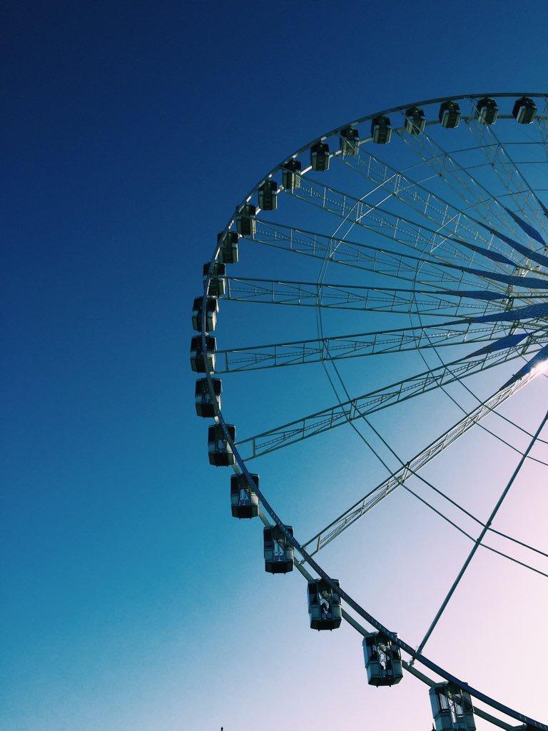 Ferris Wheel Paris