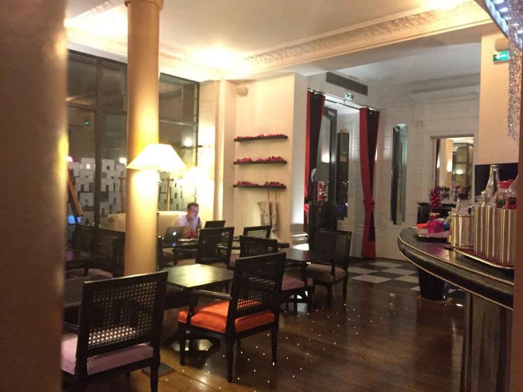 123 Elysees Hotel