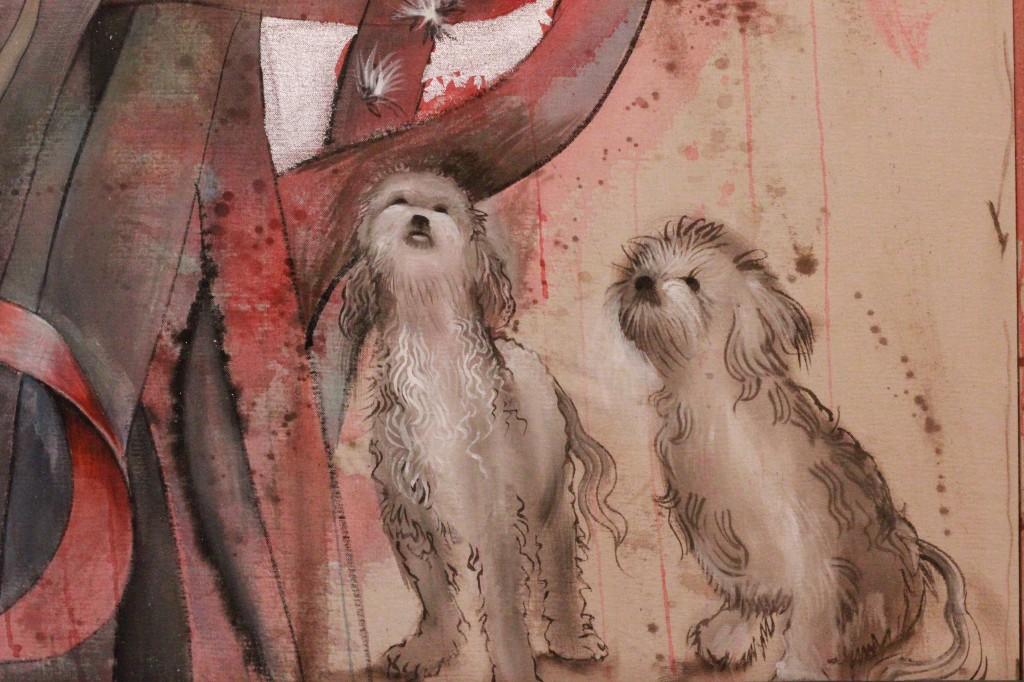 Mural Jean Bradbury Eliot and Vine Halifax