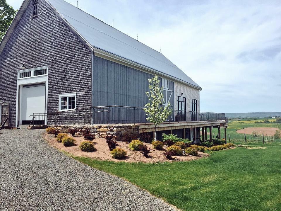 Planters Ridge Winery Nova Scotia