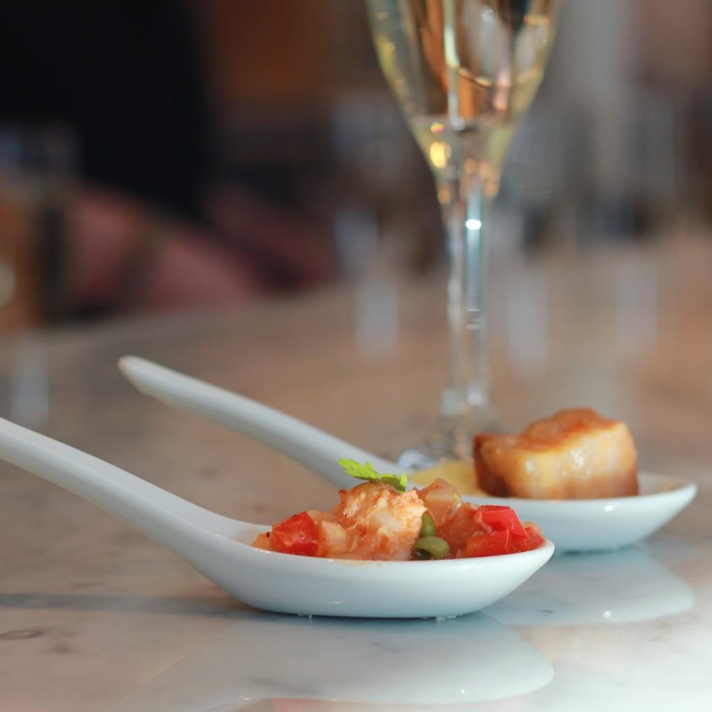 Food at Eliot and Vine - Menu Halifax