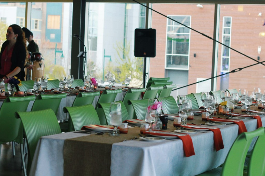 The Table Dinner Halifax Seaport Farmers' Market