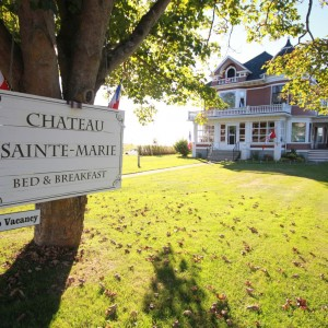 Chateau Sainte-Marie B&B – Little Brook, NS