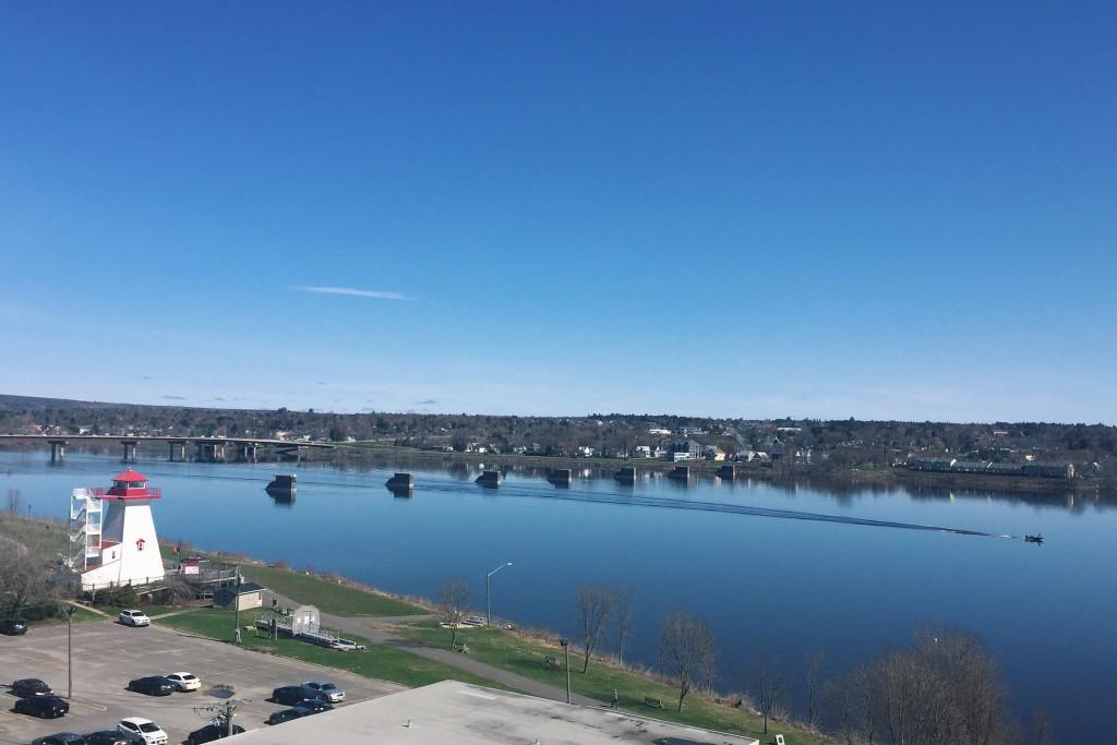 Fredericton Waterfront