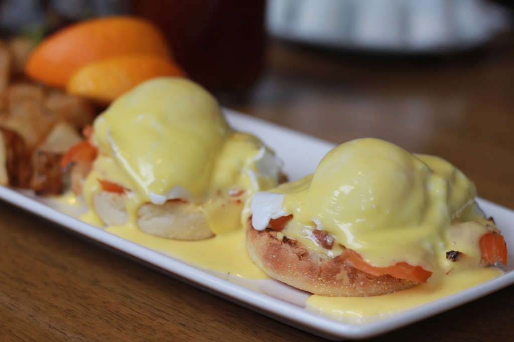 Eggs Benny Durty Nelly's Halifax
