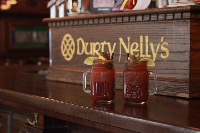 Brunch Caesars Durty Nelly's Halifax