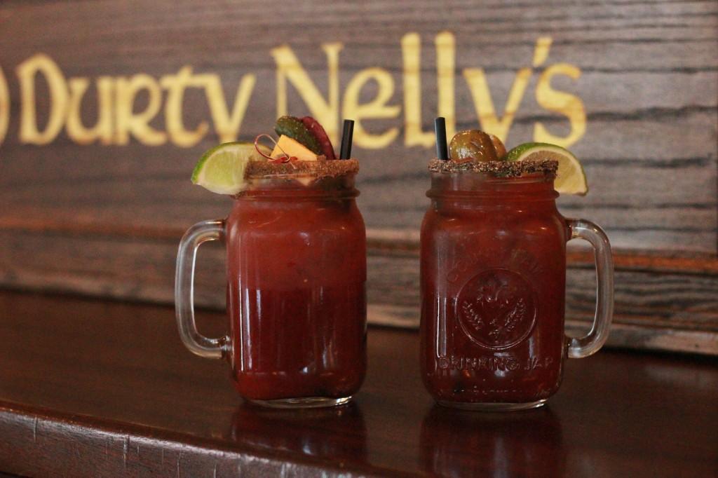 Brunch Caesars Durty Nelly's Halifax